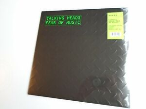 TALKING HEADS Fear Of Music vinyl LP new mint sealed