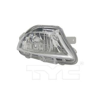 Fog Light Bumper Lamp for 07-09 Lexus LS460/08-09 LS600h Right Passenger