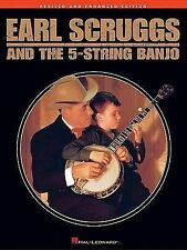 Earl Scruggs and the Five String Banjo by Earl Scruggs (Paperback, 2005)