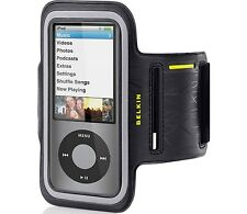 BELKIN DualFit Sport Armband Running Case for iPod Nano 5G, 5th GEN, Caviar, SPC