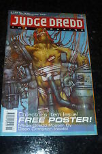 JUDGE DREDD THE MEGAZINE Comic - Series 1 - No 14 - Date 11/1991 - UK Comic