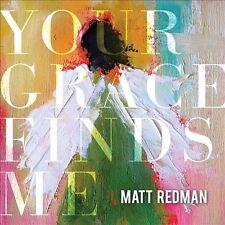 Your Grace Finds Me - Matt Redman (CD)