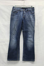 """Silver Jeans Suki Womens Size 28/36 HEMMED to 29"""" Excellent Used Condition 1892"""