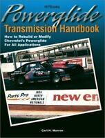 Gm Powerglide Automatic Transmission Handbook Manual Camaro Chevelle Nova Impala