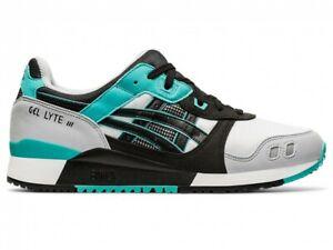 Asics Sportstyle Men's Shoes GEL-LYTE III OG 1201A051 WHITE/BLACK