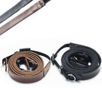 Whole leather Camera neck shoulder strap for Canon Sony Film SLR DSLR Leica New