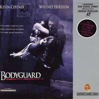 BODYGUARD WS VF PAL LASERDISC Kevin Costner, Whitney Houston, Gary Kemp