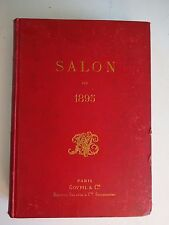 SALON de 1895 / Govpil et Cie - Edition sur Velin - French Text - L. Benedite