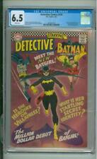 Detective Comics #359 CGC 6.5 Origin & 1st App Of Batgirl 1967