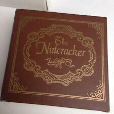 Nutcracker Musical Book Clara Twirls Lights Twinkle Avon Gift Collection 2001