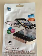 Screen Guard Iphone IP 4G Screen Guard Clear Membrane LCD IPOD ULTRA CLEAR