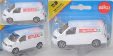 Siku Super 1338 00423 VW T5 Transporter, SPAR, Sondermodell