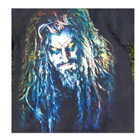 90s Rob Zombie Cotton Short Sleeve Black  Men S-4XL T-Shirt C574