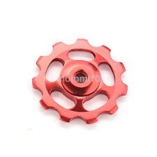 6.5g 11sp Carbon Fiber Jockey Wheels with Ceramic Bearings for Shimano /& SRAM