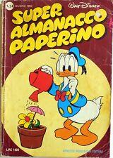 SUPER ALMANACCO PAPERINO 2 SERIE  N.24 DISNEY