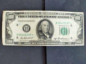 États Unis billet 100 dollars 1950