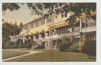 Unused Postcard Hotel Del Monte Lodge Pebble Beach California CA