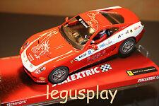 Slot SCX Scalextric 6382 Ferrari 599 GTB Fiorano - New