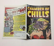 Chamber of Chills #19 Photocopy REPLICA Comic Book (see details)