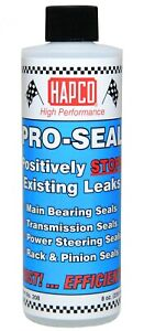 Hapco Products - Pro-Seal  -  GUARANTEED TO STOP OIL LEAKS FAST  -  EASY TO USE
