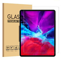 "For Apple iPad Pro 11"" 12.9"" 2018 Tempered Glass HD Screen Protector Shockproof"