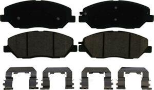 Disc Brake Pad Set-Posi 1 Tech Ceramic Front Autopart Intl fits 2009 Kia Borrego