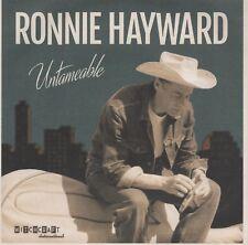 ROCKABILLY: RONNIE HAYWARD - Untameable/Ronnie's Blues #20 - WITCHCRAFT