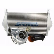 Turbonetics Ford Powerstroke 7.3 Intercooler upgrade kit 1999-2003 7.3