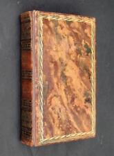 CERVANTES, 'DON QUIXOTE', 1801, 4 vols, leather bound, illustrated.