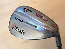 Wilson Staff Forged Dyna-Powered Fat Shaft 60* Lob Wedge