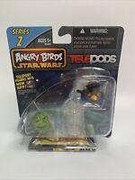 Angry Birds Star Wars Telepods Jabba The Hutt Pig & Lando Calrissian Bird Hasbro