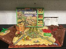 Waddingtons Lost Valley Of The Dinosaurs Board Game 1985 - Vintage 80s