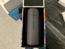 Ultimate Ears Megaboom 3 Portable Bluetooth Speaker Night Black + Charging Dock