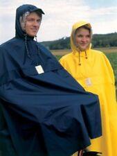 HOCK Rain Stop Regenponcho/-cape Fahrrad/Outdoor wasserfest, Blau o. Gelb