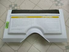 94 Polaris XCR 440 Snowmobile Hood Vent Cover White 95 96 97 XC ?