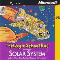 THE MAGIC SCHOOL BUS EXPLORES SOLAR SYSTEM +1Clk Windows 10 8 7 Vista XP Install