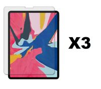 3 X SCREEN PROTECTOR FOR APPLE iPad PRO 12.9 Inch 2018 3RD GEN ANTI GLARE(MATTE)