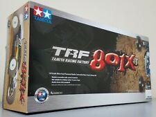 New Tamiya TRF 801XT TRF801xt R/C 1/8 Off Road Competition 4WD Buggy Kit # 49497