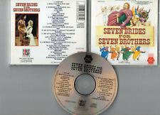SEVEN BRIDES FOR SEVEN BROTHERS ~ORIGINAL LONDON CAST ALBUM~ (CD) ***FREE P&P***