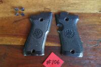 Beretta 85 Factory Grips W/ 4 Screws Cheetah 84 86