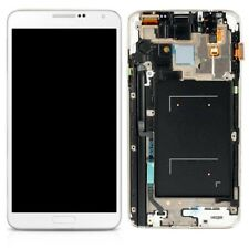Display LCD Set completo gh97-15540b Bianco per Samsung Galaxy Note 3 NEO n7505 NUOVO