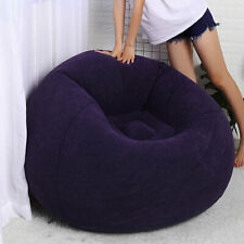 Extra Large Bean Bag Chairs for Adults Kids Couch Sofa Indoor Lazy Lounger Seat