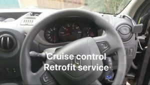 Renault Master,Vauxhall Movano cruise control retrofit
