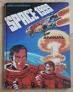 Space 1999 Annual - 1976 - World Distributors Gerry Anderson. Collectors Item