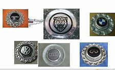 Jaguar BBS Paris MXD6240BA Wheel XK8 Centre Badge Hubcap BMW Daimler Custom Made