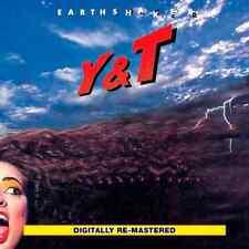 Y&T - Earthshaker (CD Jewel Case Reissue 2016)