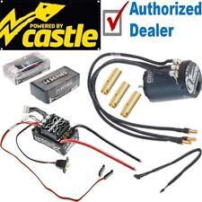 Castle Mamba Sensored Mamba X WP ESC + 2280kV Brushless Rock Crawler Motor Combo