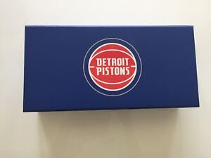 Detroit Pistons Storage Box