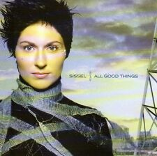 CD Sissel Kyrkjebo All Good Things, Norwegen 2000