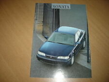 CATALOGUE Hyundai Sonata